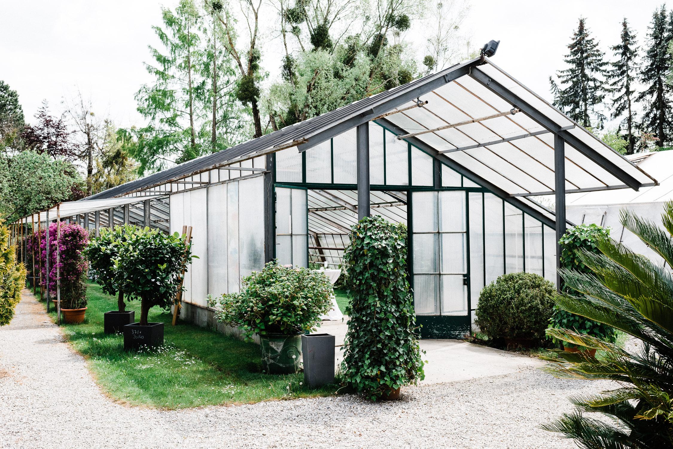 Hochzeitslocation Botanikum München